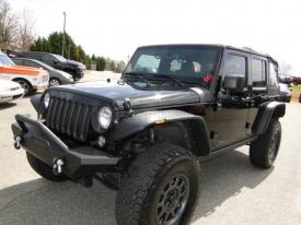 Salvage Jeep Wrangler Unlimited
